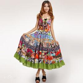 裙子的作文怎么写图片